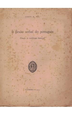 A Flexão Verbal do Português | de Joseph M. Piel