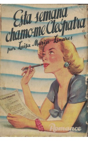 Esta Semana Chamo-me Cleópatra   de Luisa Maria Linares