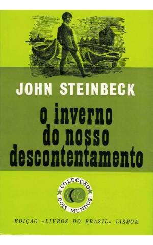 O Inverno do Nosso Descontentamento | de John Steinbeck