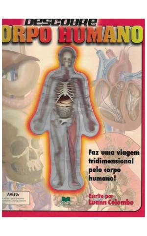 Descobre o Corpo Humano   de Luann Colombo
