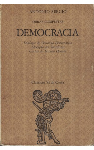 Democracia | de António Sérgio