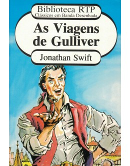As Viagens de Gulliver | de Jonathan Swift