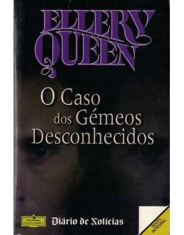 O Caso dos Gémeos Desconhecidos   de Ellery Queen