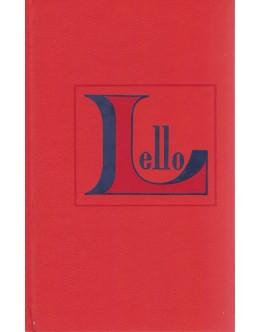 Novo Dicionário Italiano-Português / Novissimo Dizionario Portoghese-Italiano   de Raffaele Enrico Raqueni, Levindo Castro de la Fayette e Enzio di Poppa Volture