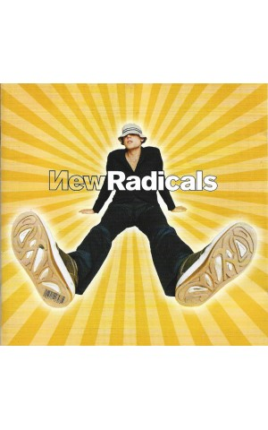 New Radicals | Maybe You've Been Brainwashed Too. [CD]