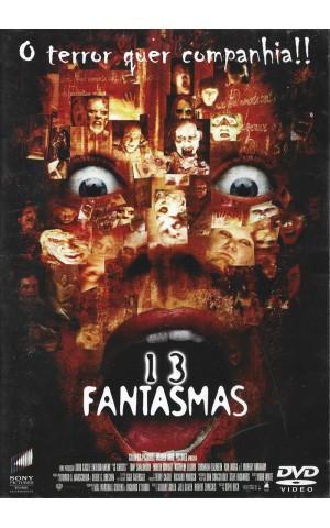13 Fantasmas [DVD]
