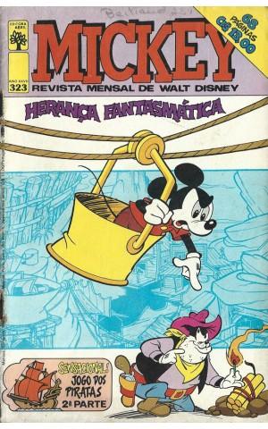 Mickey - Ano XXVII - N.º 323