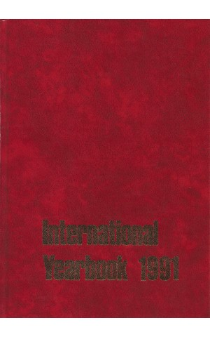 International Yearbook 1991 - A Year of Yourlife | de Erich Gysling