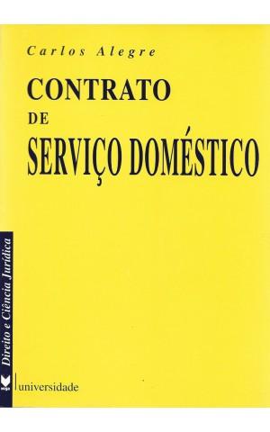 Contrato de Serviço Doméstico   de Carlos Alegre