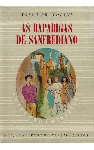 As Raparigas de Sanfrediano | de Vasco Pratolini