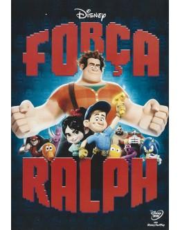 Força Ralph [DVD]
