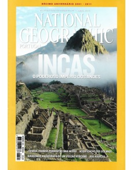 National Geographic - Vol. 11 - N.º 121 - Abril de 2011