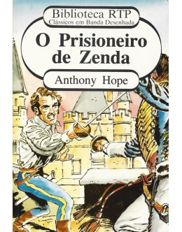 O Prisioneiro de Zenda | de Anthony Hope