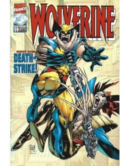 Wolverine N.º 59