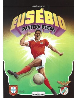 Eusébio, Pantera Negra | de Eugénio Silva