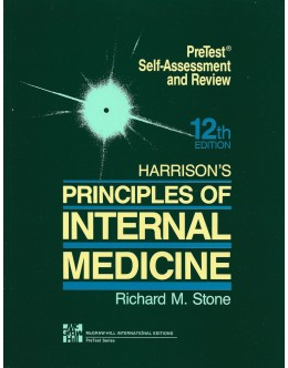 Harrison's Principles of Internal Medicine - PreTest Self-Assessment and Review | de Richard M. Stone