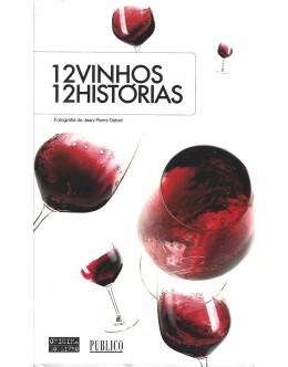 12 Vinhos 12 Histórias | de Vários Autores