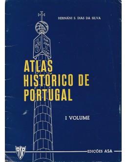 Atlas Histórico de Portugal - I Volume | de Hernani S. Dias da Silva