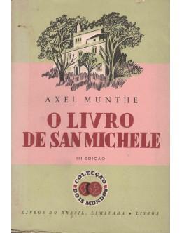 O Livro de San Michele | de Axel Munthe