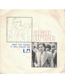 Alan Price | Meet the People / It Will Please Me [Single]