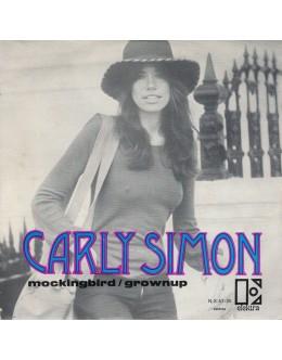 Carly Simon | Mockingbird / Grownup [Single]