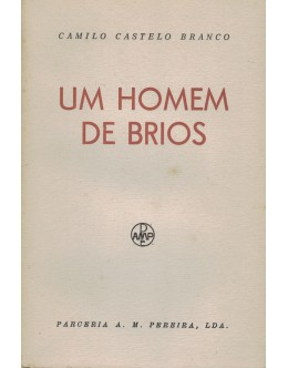 Um Homem de Brios | de Camilo Castelo Branco