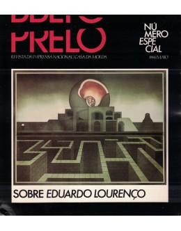 Prelo - Número Especial sobre Eduardo Lourenço - Maio de 1984