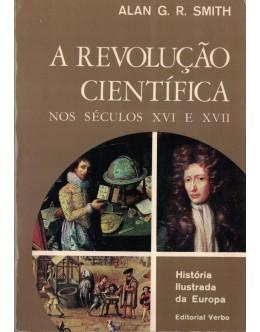 A Revolução Científica nos Séculos XVI e XVII   de Alan G. R. Smith