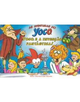 YOCO e a Invenção Fantástica!   de Shelly Perlman e Sar Perlman