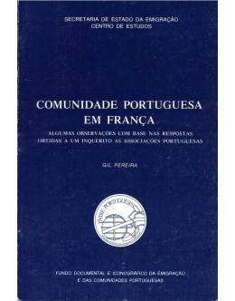 Comunidade Portuguesa em França   de Gil Pereira