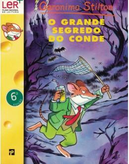 Geronimo Stilton - O Grande Segredo do Conde