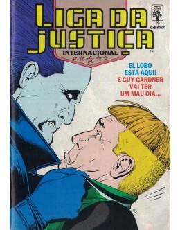 Liga da Justiça Internacional N.º 19