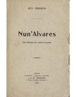 Nun'Alvares   de Ruy Chianca
