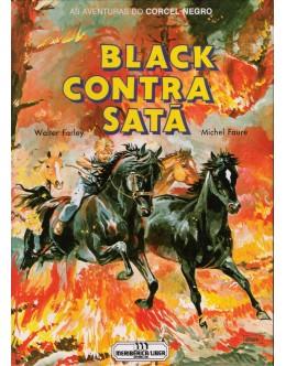 As Aventuras do Corcel Negro - Black Contra Satã | de Walter Farley e Michel Faure