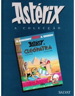 Astérix e Cleópatra   de Goscinny e Uderzo