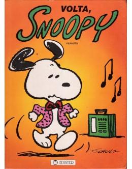 Volta, Snoopy | de Charles M. Schulz