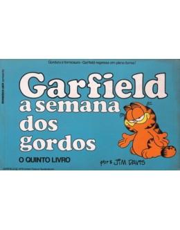 Garfield - A Semana dos Gordos | de Jim Davis