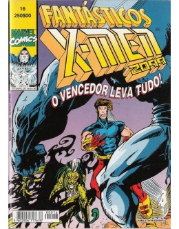 Fantásticos X-Men 2099 N.º 16