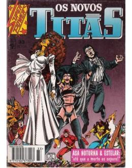 Super Powers N.º 33 - Os Novos Titãs
