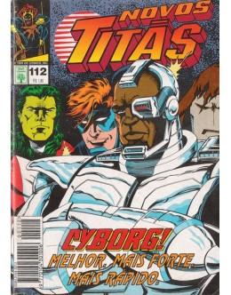 Novos Titãs N.º 112