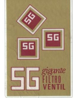 A Tabaqueira - SG O Seu Cigarro - 1974