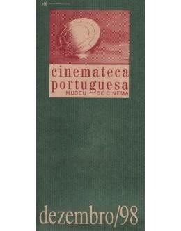 Cinemateca Portuguesa - Dezembro/98