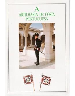 A Artilharia da Costa Portuguesa