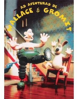As Aventuras de Wallace e Gromit [Postal]