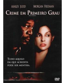 Crime em Primeiro Grau [DVD]