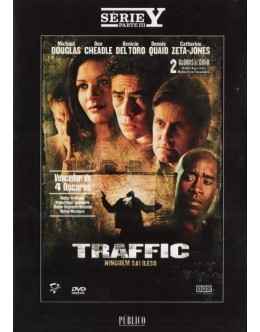 Traffic - Ninguém Sai Ileso [DVD]