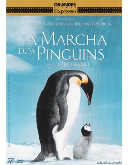 A Marcha dos Pinguins [DVD]
