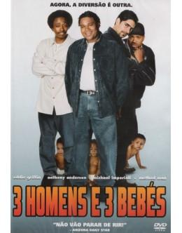 3 Homens e 3 Bebés [DVD]