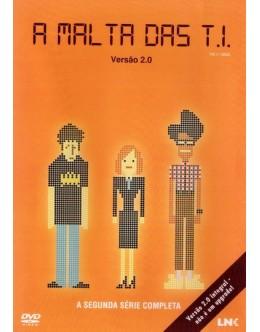 A Malta das T.I. - Versão 2.0 (A Segunda Série Completa) [DVD]