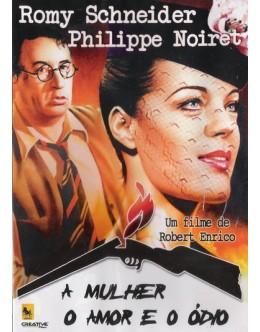 A Mulher, o Amor e o Ódio [DVD]